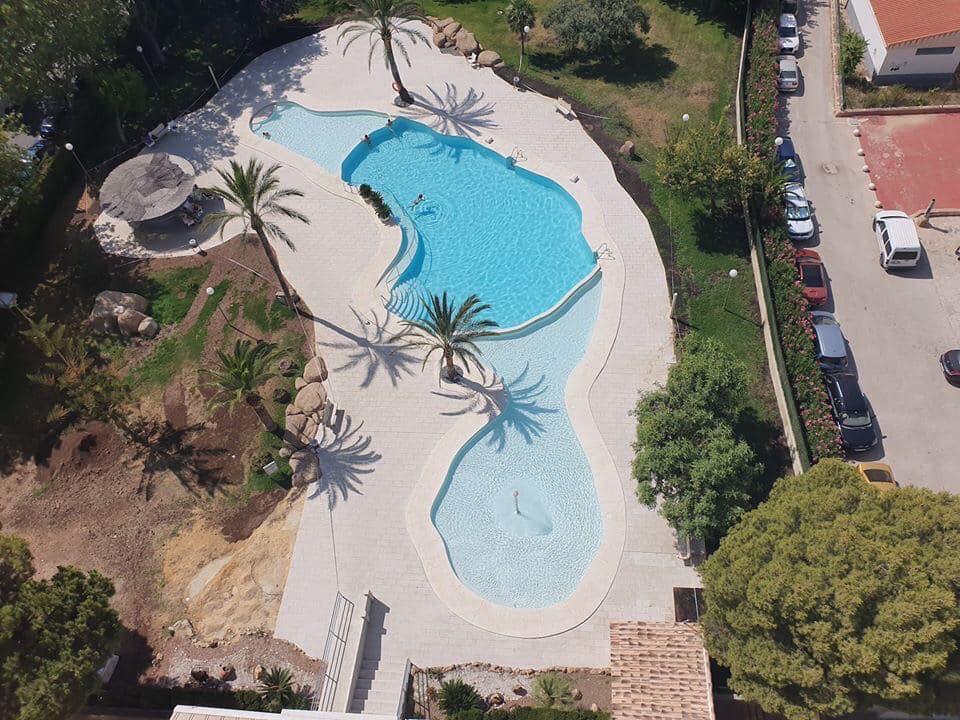 Xây dựng bể bơi xong đưa vào vận hành như thế nào.
